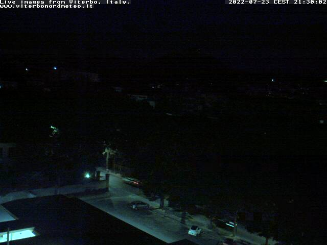 Webcam Viterbo VT loc. Santa Barbara